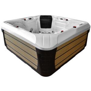MOG-1632 Wanna SPA z hydromasażem ogrodowa 212X212X91cm
