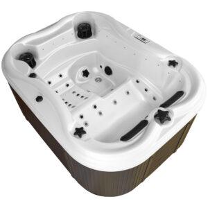 MOG-1560 Wanna SPA z hydromasażem ogrodowa 218X166X95cm