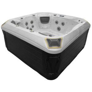 MOG-1636 PREMIUM Wanna SPA z hydromasażem ogrodowa 200X200X93cm