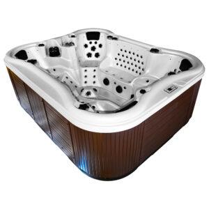 MOG-1568 Wanna SPA z hydromasażem ogrodowa 290X230X98cm