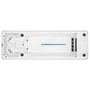 MOG-18298 Basen SPA z hydromasażem 690X228X161cm