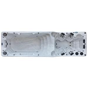 MOG-18178 Basen SPA z hydromasażem 750X220X155cm