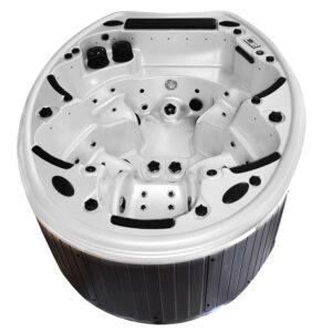 MOG-1512 Wanna SPA z hydromasażem ogrodowa 288X220X98cm
