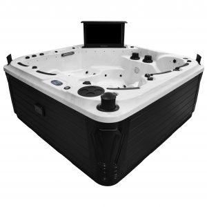 MOG-1513 Wanna SPA z hydromasażem ogrodowa 240X240X93cm