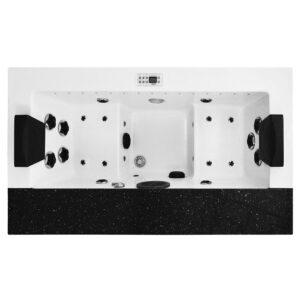 MOG-1542 Wanna SPA z hydromasażem ogrodowa 200X111X79cm