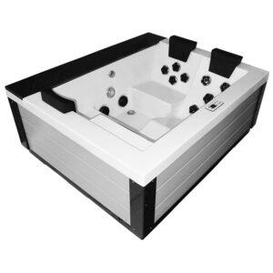 MOG-1543 Wanna SPA z hydromasażem ogrodowa 200X168X79cm