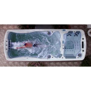 MOG-18188 Basen SPA z hydromasażem 590X222X152cm
