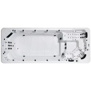 MOG-18078 Basen SPA z hydromasażem 560X220X158cm
