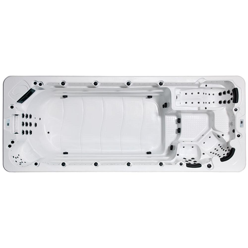 M-SPA - Bazén s hydromasážou 560 x 220 x 158 cm