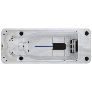 MOG-18278A Basen SPA z hydromasażem z bieżnią 590X228X150cm