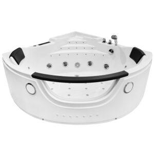 MO-1678 TURBO Wanna łazienkowa SPA z hydromasażem 150X150X62cm