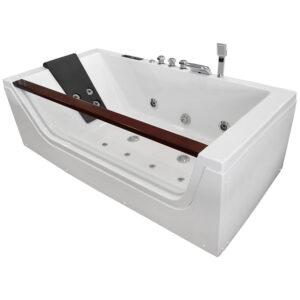 MO-8007 Wanna łazienkowa SPA z hydromasażem 180X90X59cm