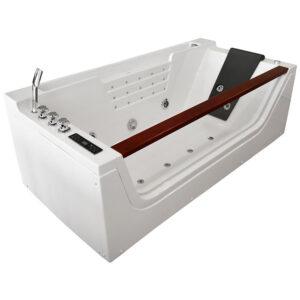 MO-8009 Wanna łazienkowa SPA z hydromasażem 180X90X61cm
