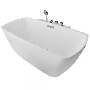 MUE-1701 Wanna łazienkowa SPA z hydromasażem 170x85x61cm