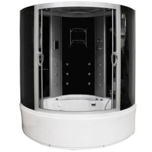MO-08150 Kabino wanna łazienkowa SPA z hydromasażem 150X150X220cm