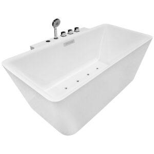 MUE-1702 Wanna łazienkowa SPA z hydromasażem 170x87x61cm