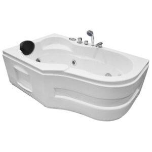 MO-0207 Wanna łazienkowa SPA z hydromasażem 150X92X54cm