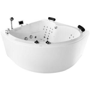 MUE-0031A Wanna łazienkowa SPA z hydromasażem 140x140x70cm