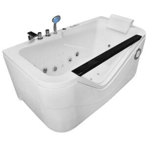 MO-0061-150 Wanna łazienkowa SPA z hydromasażem 150X80X59cm