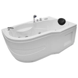 MO-0202 Wanna łazienkowa SPA z hydromasażem 150X100X62cm