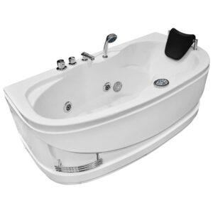 MO-0310 Wanna łazienkowa SPA z hydromasażem 160X78X56cm