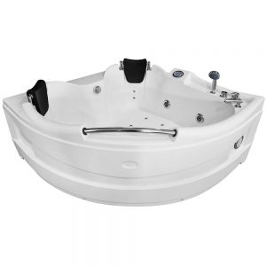 MO-0311 Wanna łazienkowa SPA z hydromasażem 150X150X75cm