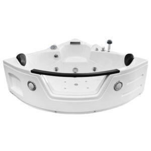 MO-0312 Wanna łazienkowa SPA z hydromasażem 150x150x63,5cm