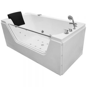 MO-0319 Wanna łazienkowa SPA z hydromasażem 170X80X69cm