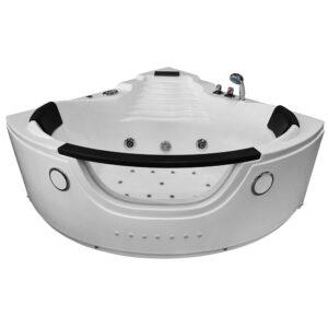 MO-1003 TURBO Wanna łazienkowa SPA z hydromasażem 140X140X67cm