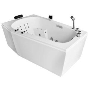 MUE-007A LEWA Wanna łazienkowa SPA z hydromasażem 170x100x70cm