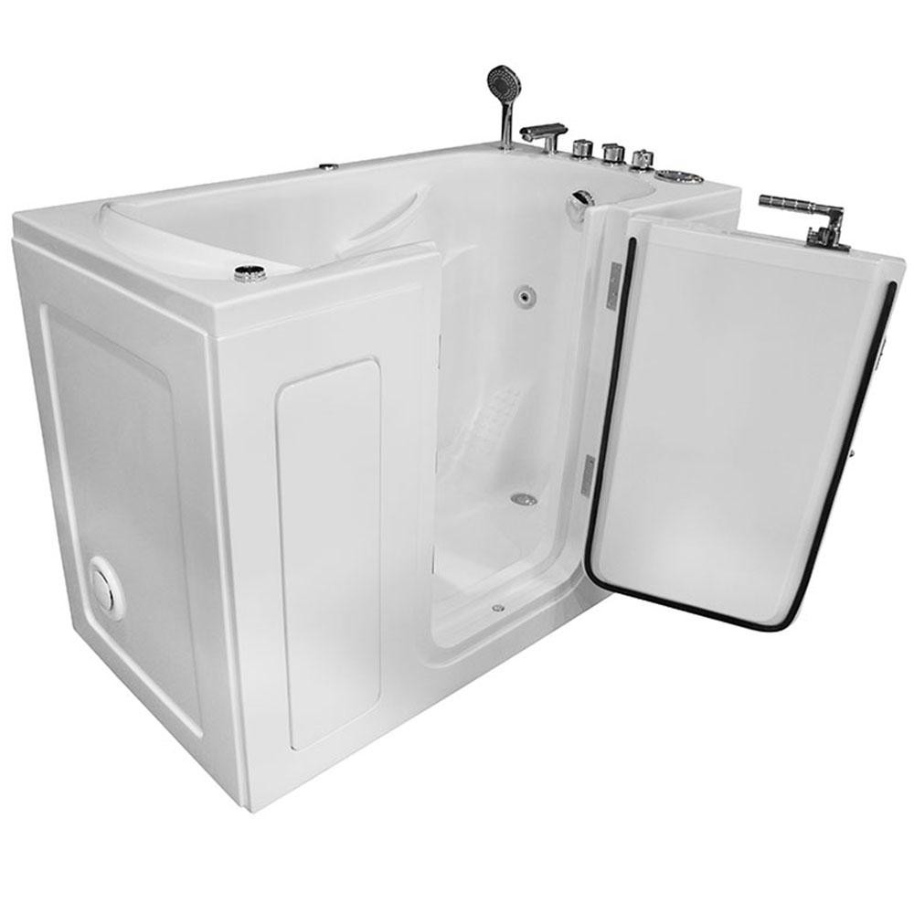 M-SPA - Vaňa pre telesne postihnutých 143 x 75 x 101 cm