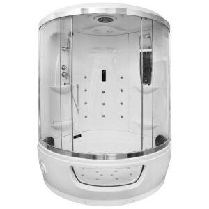 MO-1549 Kabino wanna łazienkowa SPA z hydromasażem 135X135X220cm