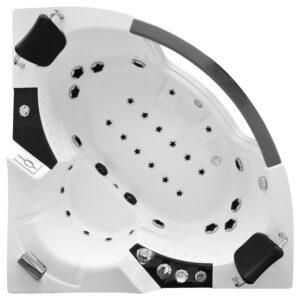 MUS-1060 Wanna łazienkowa SPA z hydromasażem 154X154X68cm