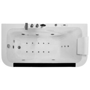 MO-0061-170 Wanna łazienkowa SPA z hydromasażem 170X85X59cm