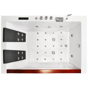 MO-8008 Wanna łazienkowa SPA z hydromasażem 180X120X61cm