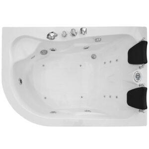 MO-0205 PRAWA Wanna łazienkowa SPA z hydromasażem 170X115X58cm
