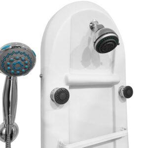 5005 Panel prysznicowy z hydromasażem