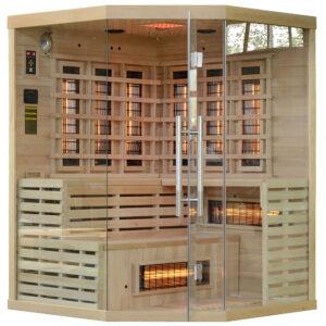 MO-EA3CR Sauna na podczerwień 150X150X200CM