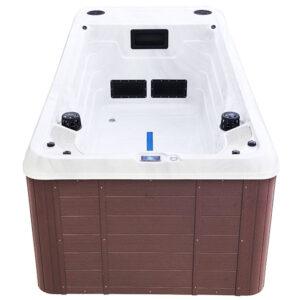 MOG-18268 Basen SPA z hydromasażem 490X228X150cm