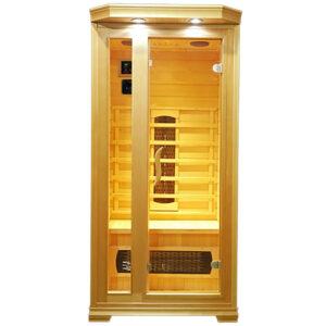 MO-C1 Sauna na podczerwień 90X105X190CM