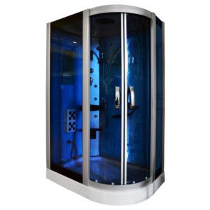 MO-18220 Kabina prysznicowa z hydromasażem 120X85X215CM