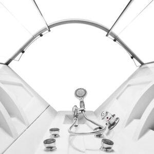 MO-1681C Kabina prysznicowa z hydromasażem 90X90X215CM