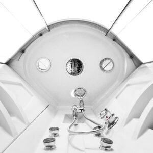 MO-1681D Kabina prysznicowa z hydromasażem 90X90X215CM