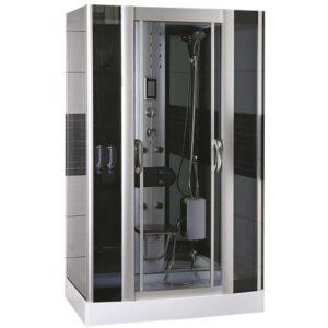 MO-09938B Kabina prysznicowa z hydromasażem 125X90X220CM