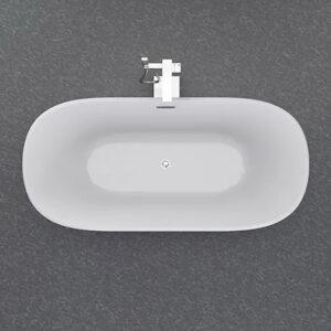 MO-1708 Wanna łazienkowa wolnostojąca 168X76X62CM