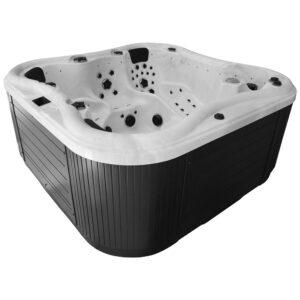 MOG-1563 Wanna SPA z hydromasażem ogrodowa 230X230X93cm
