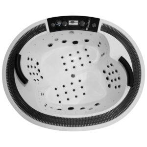 MUS-1099 BEZ OBUDOWY Wanna łazienkowa SPA z hydromasażem 210X170X70CM