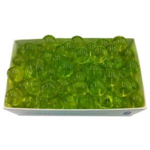 Kulki do kąpieli z olejkiem aromaterapia ORCHIDEA 100 szt.