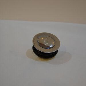 Korek Klik-Klak do kabiny wanny odpływ metalowy