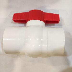 Zawór kulowy 48 mm PVC rozmiar amerykański
